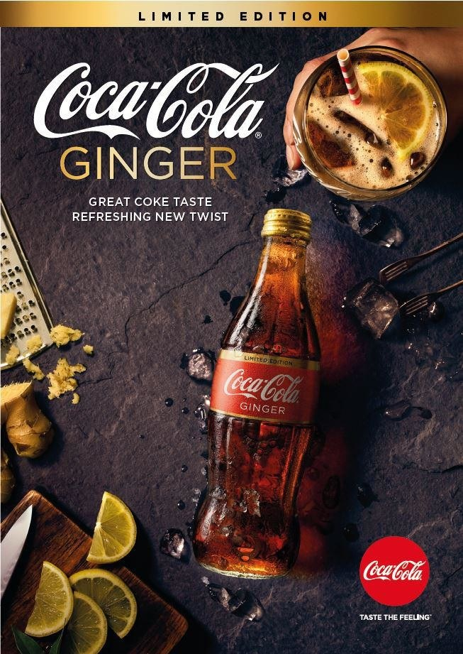 limitededitioncokeginger