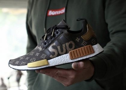 Supreme x Louis Vuitton x adidas NMD_R1