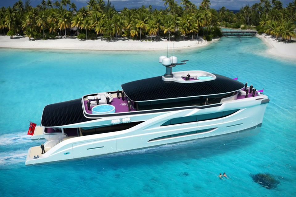 Solar Dream Catamaran