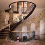εγκαταλελειμμένες σκάλες