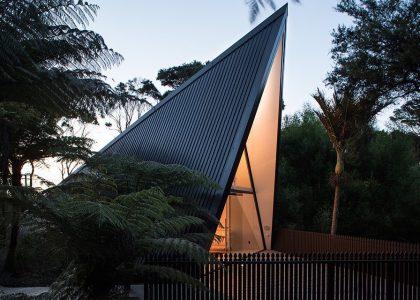 waiheke tent house