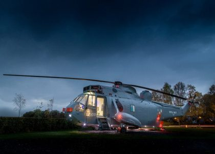 Helicopter Hotel