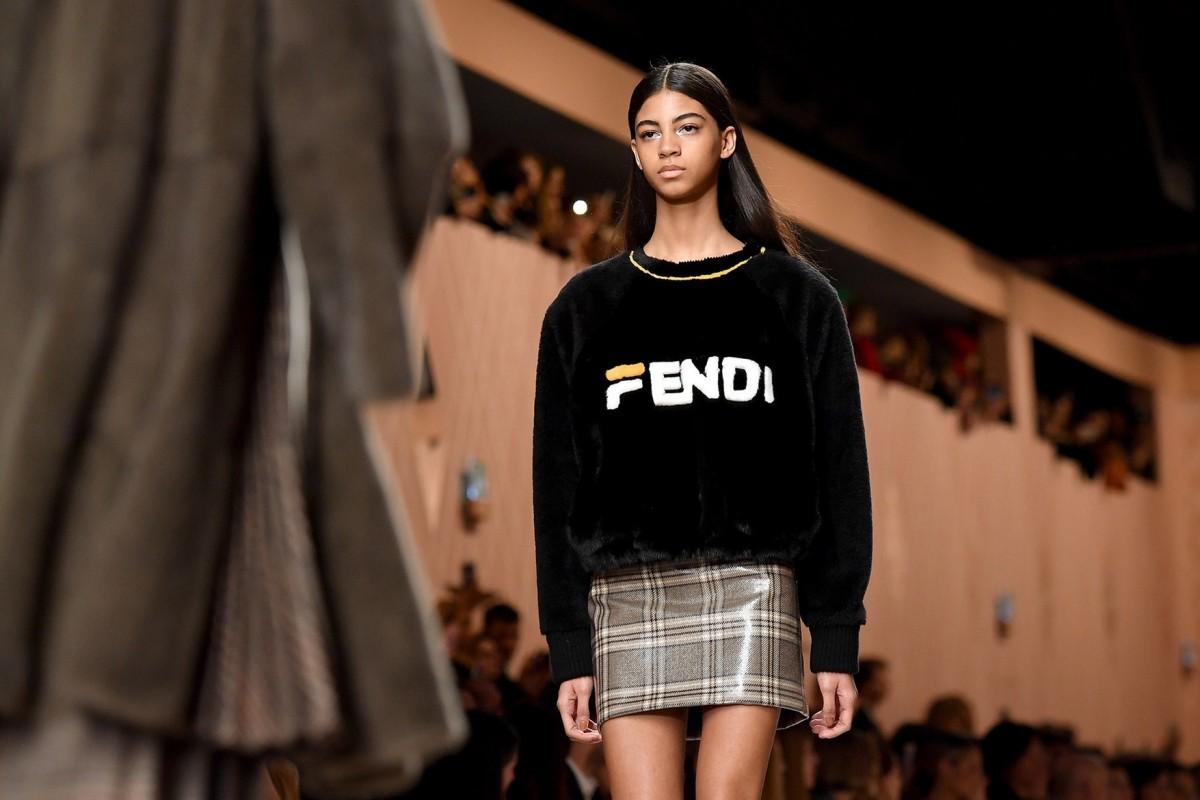 69e6748f0ece Fendi x FILA  Η limited edition σειρά γυναικείων ρούχων και αξεσουάρ
