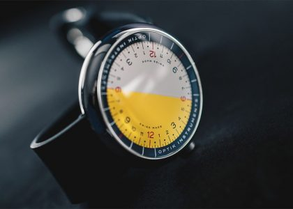 ... vintage αμάξια βρίσκονται στην Havana Optik Horizon Watch  Το νέο ρολόι  της Swiss rolex 80ee8286206