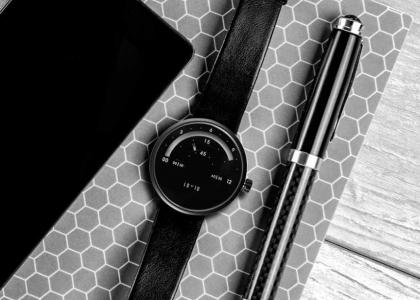 ... ρολόγια Το βραβευμένο L1 watch με το «έξυπνο» καντράν Τα ωραιότερα  vintage ... 7d5079f1e4d