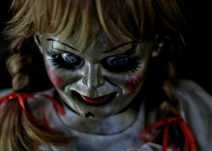 annabelle comes