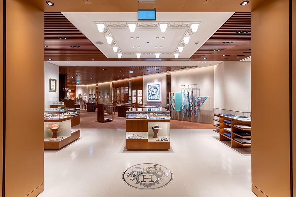 boutique της Hermès