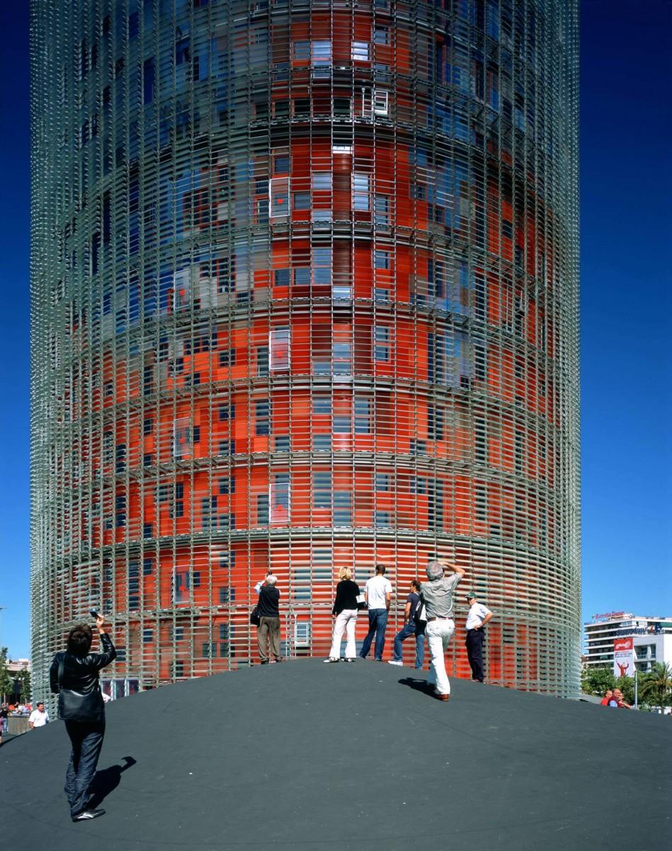 Πύργος Agbar, Βαρκελώνη