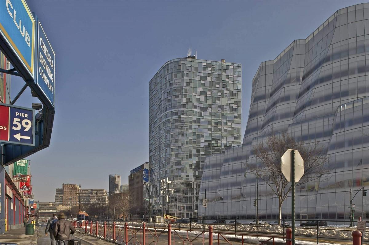 Συγκρότημα κατοικιών, Chelsea, Νέα Υόρκη