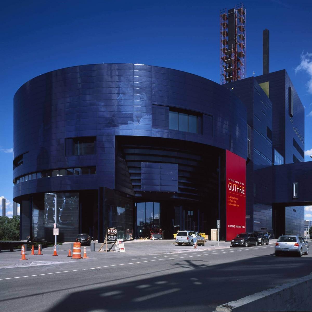 Guthrie Theater, Μιννεάπολη