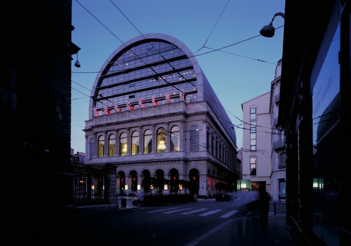 Όπερα, Λυών, Γαλλία