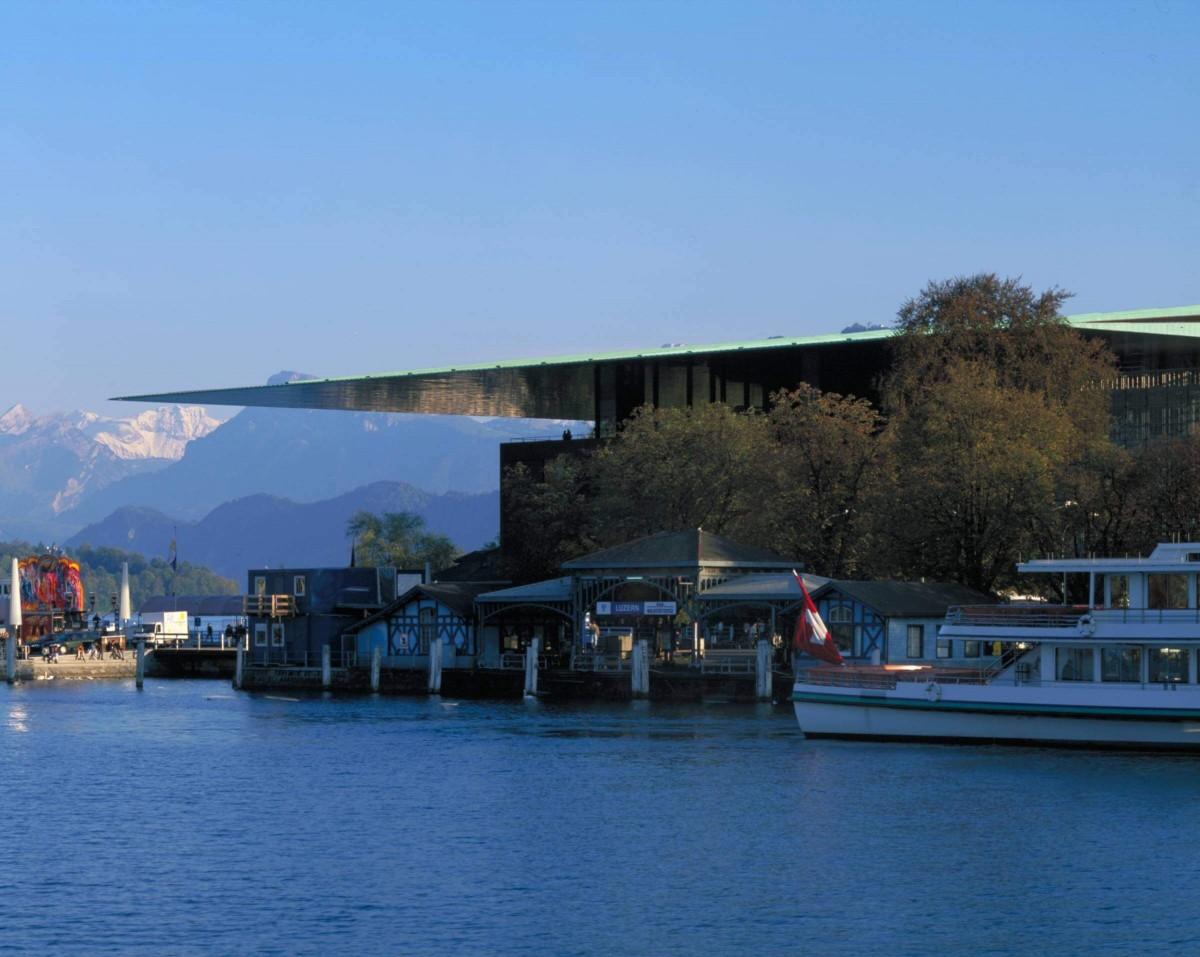 Συνεδριακό Μέγαρο Λουκέρνης, Ελβετία