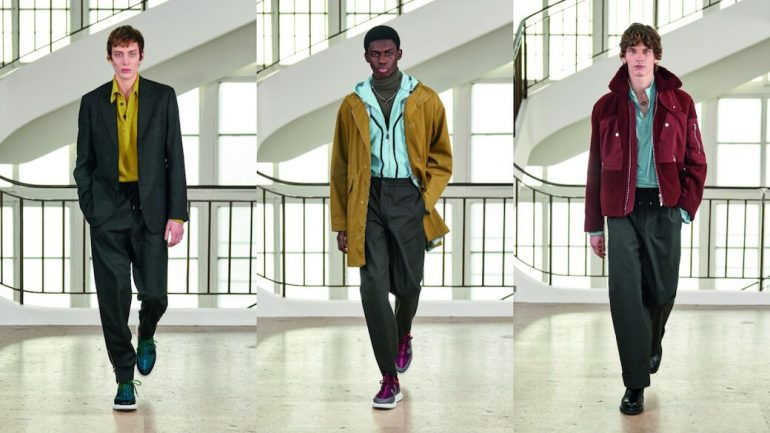 Hermes Fall 2021 Men 2