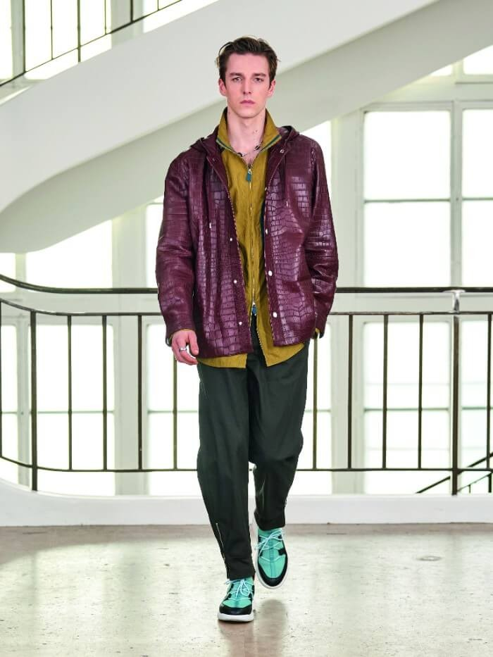 LOOKBOOK HERMES DEFILE PAPHAH21@FILIPPO FIOR 18