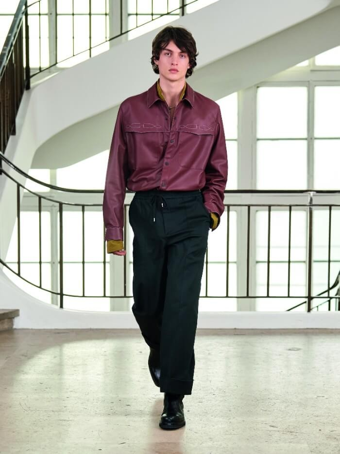 LOOKBOOK HERMES DEFILE PAPHAH21@FILIPPO FIOR 20