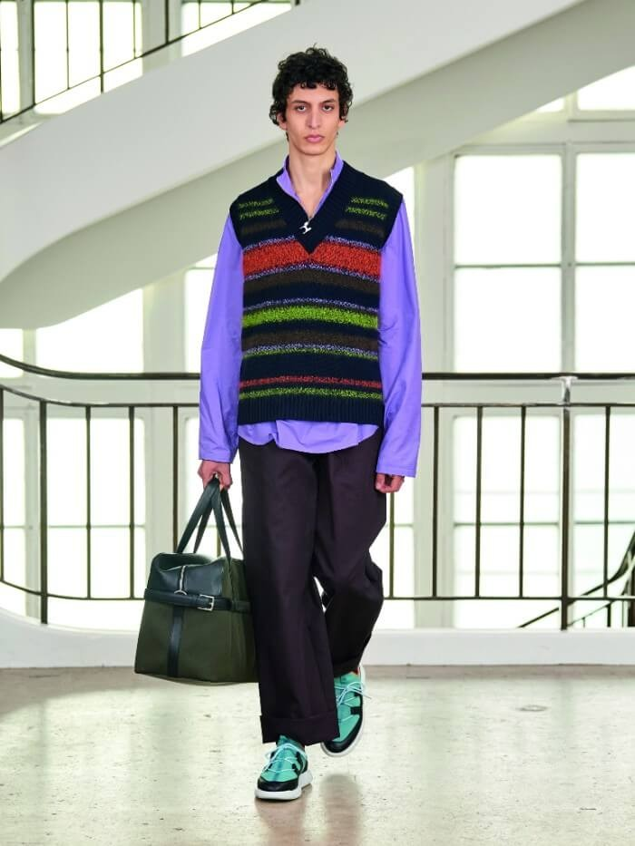 LOOKBOOK HERMES DEFILE PAPHAH21@FILIPPO FIOR 25