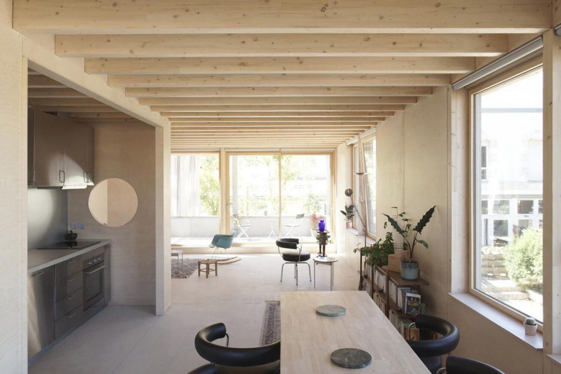 Suspended House OFFICE MUTO Pavlidis Architect 101