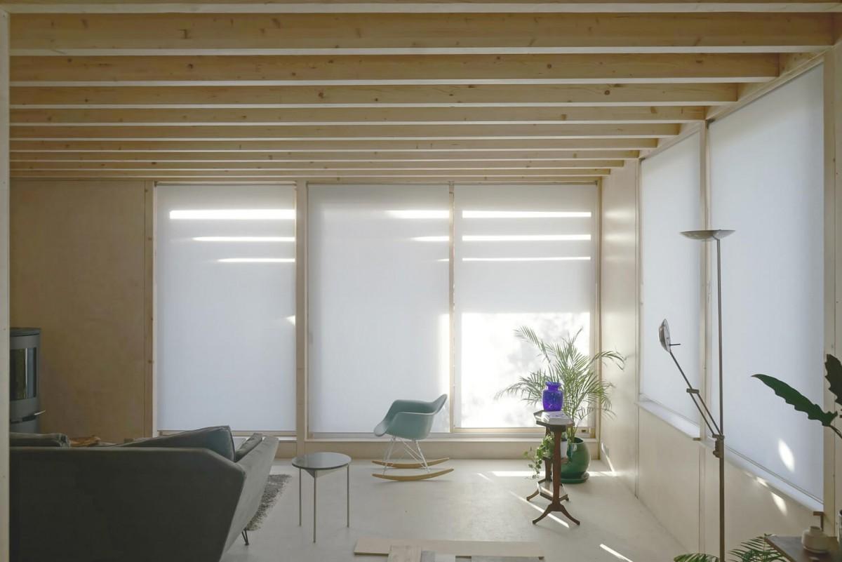 Suspended House OFFICE MUTO Pavlidis Architect 105