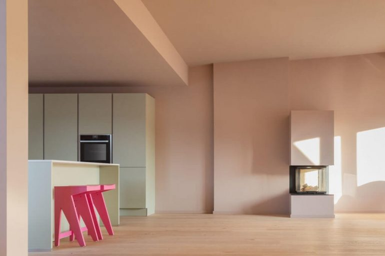 This bright Berlin loft is all about colour and shape 5 1024x683 1