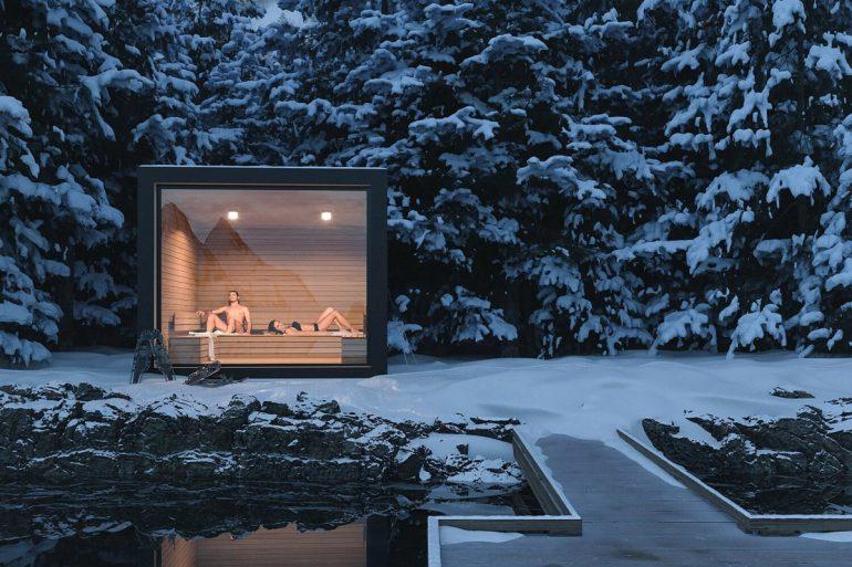 bhc system s sauna