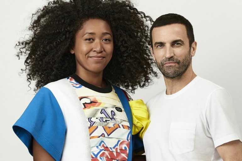 naomi osaka louis vuitton ambassador feature