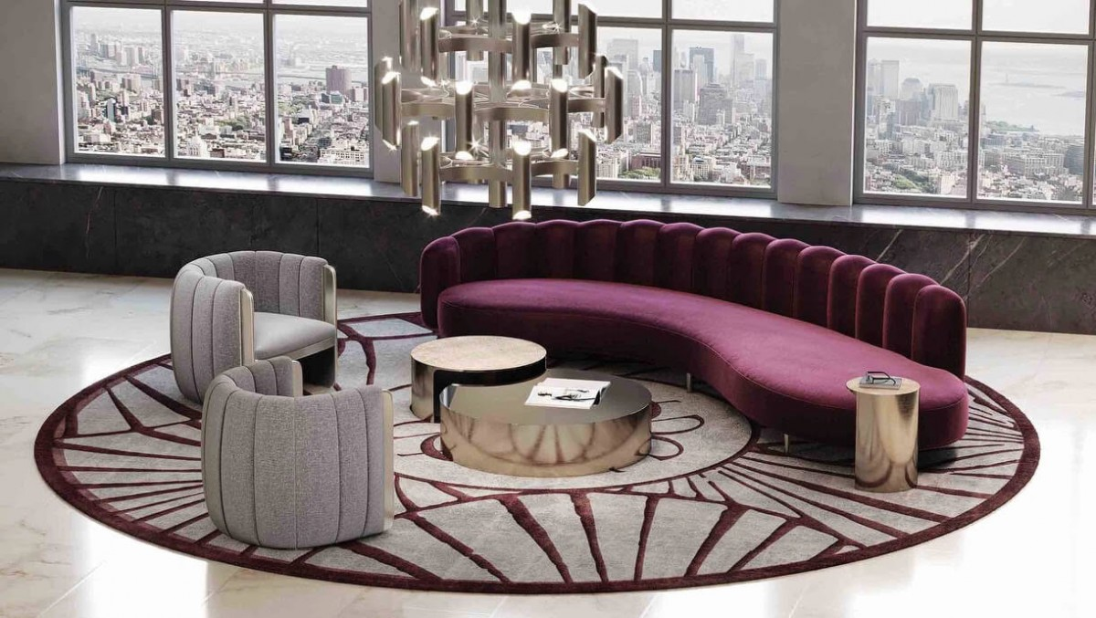 Elie Saab new furniture home decor collection