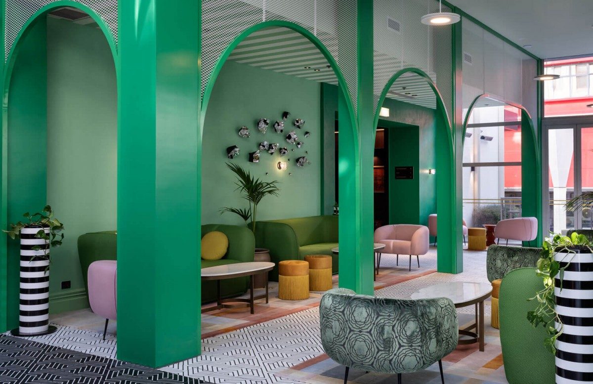 Naumi Studio Hotel Wellington HERO2