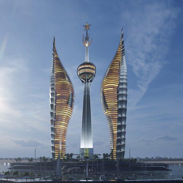 djibouti towers 1