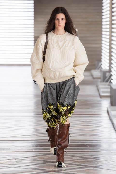 1615387011539899 louis vuitton fornasetti collezione donna autunno inverno 2021 immagini sfilata look lofficielitalia17