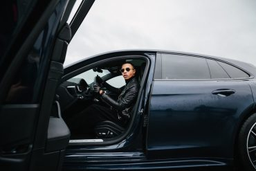 Porsche collaborates with Balmains Creative Director Olivier Rousteing