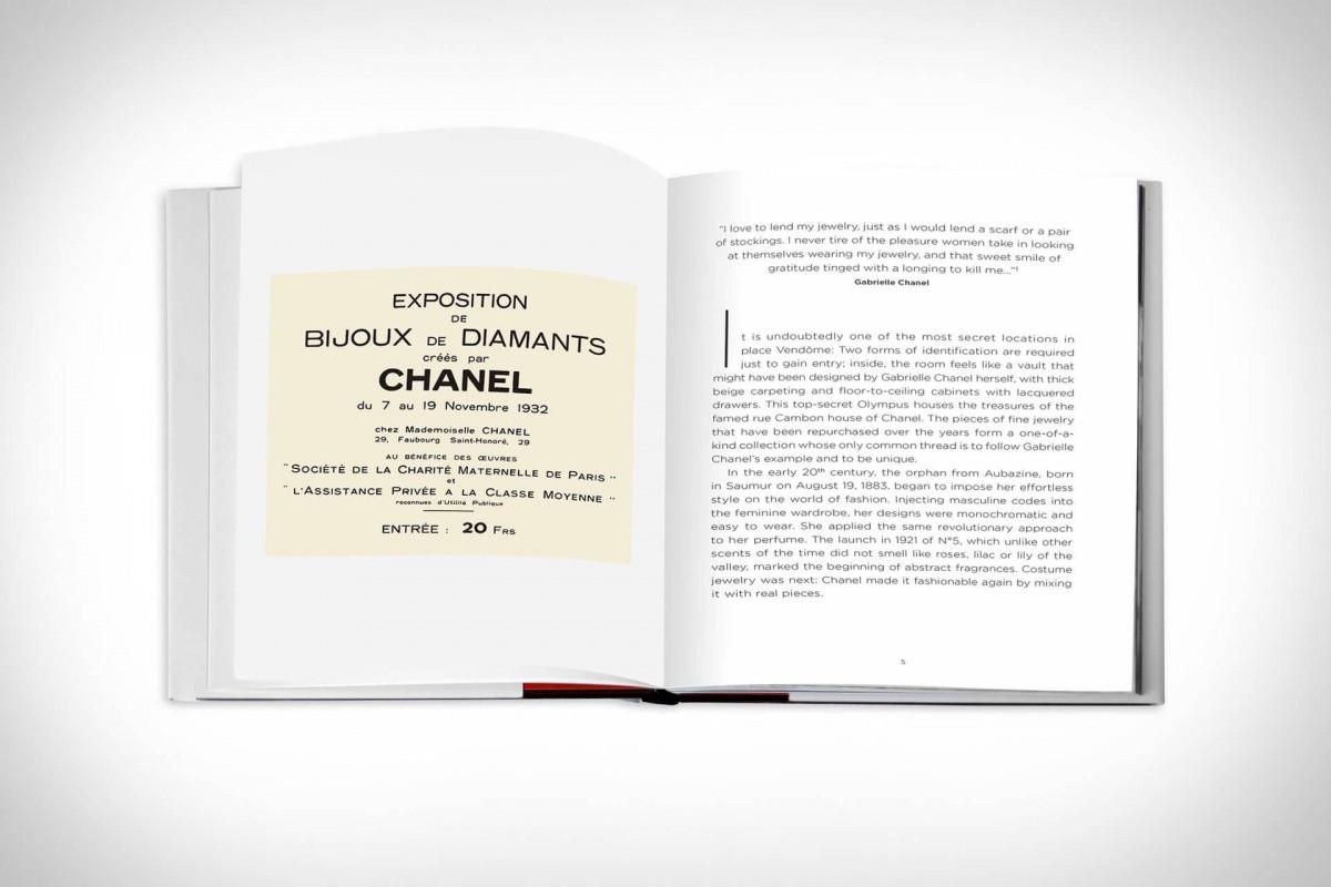 assouline chanel 3book set 6
