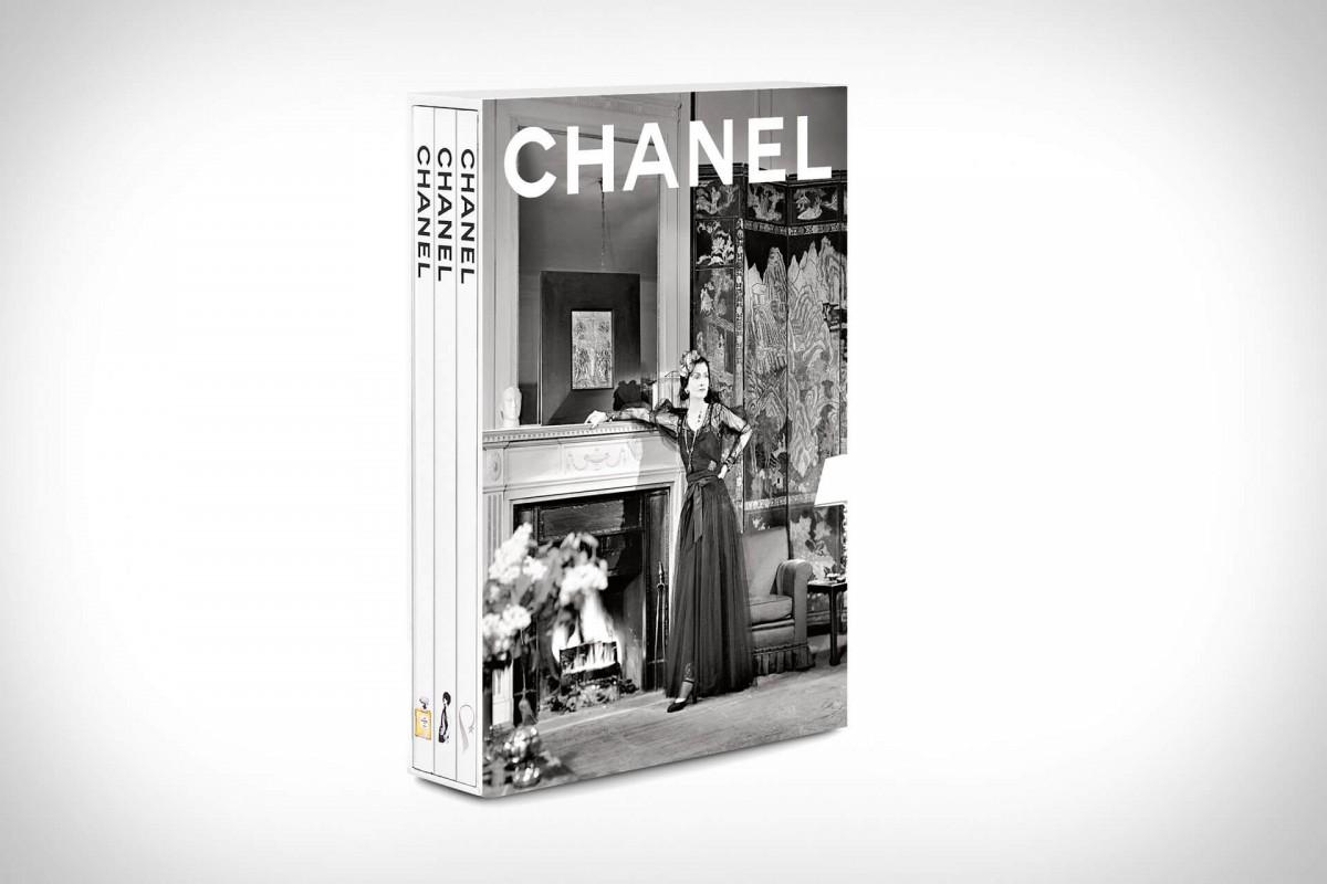 assouline chanel 3book set 7