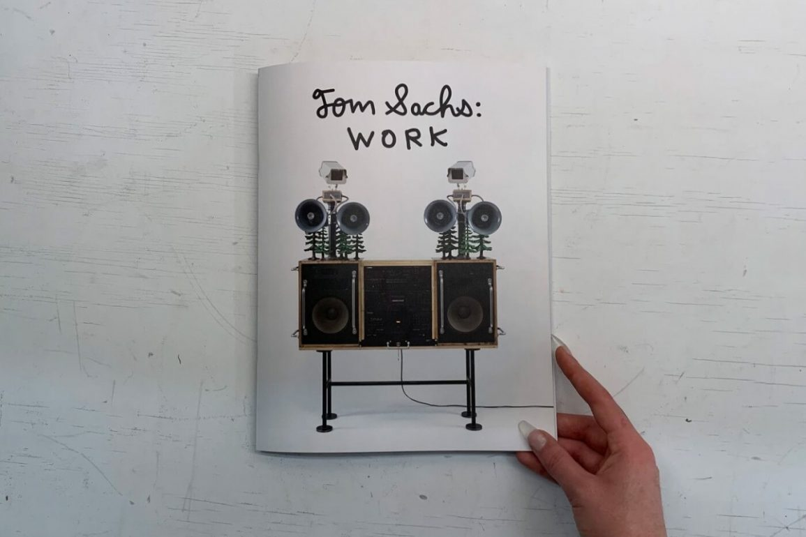 https hypebeast.com image 2021 03 tom sachs work catalogue art book release 1
