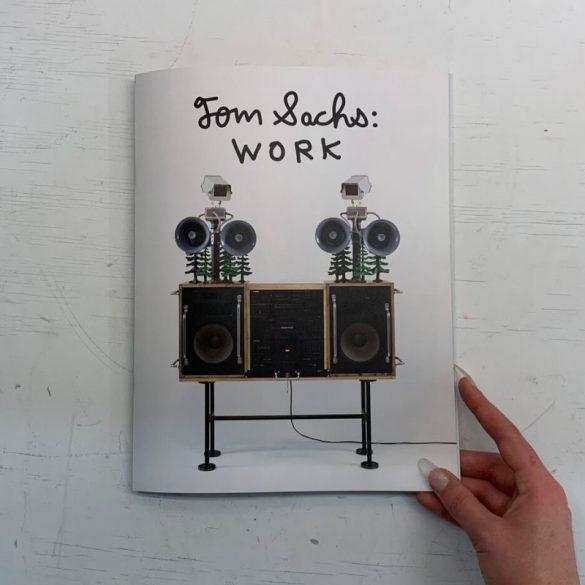 https hypebeast.com image 2021 03 tom sachs work catalogue art book release 1