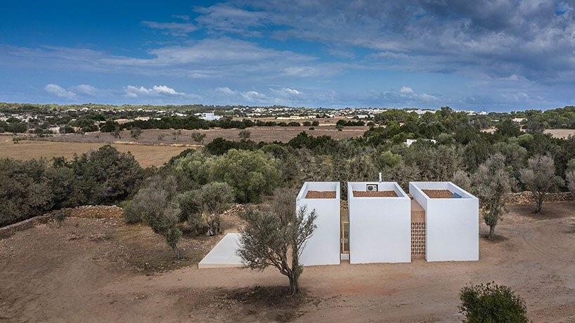 maria castello es pou house formentera spain designboom 01