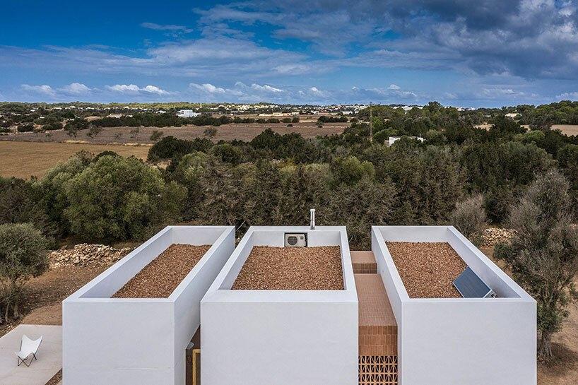 maria castello es pou house formentera spain designboom 05