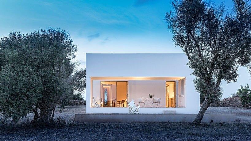 maria castello es pou house formentera spain designboom 06