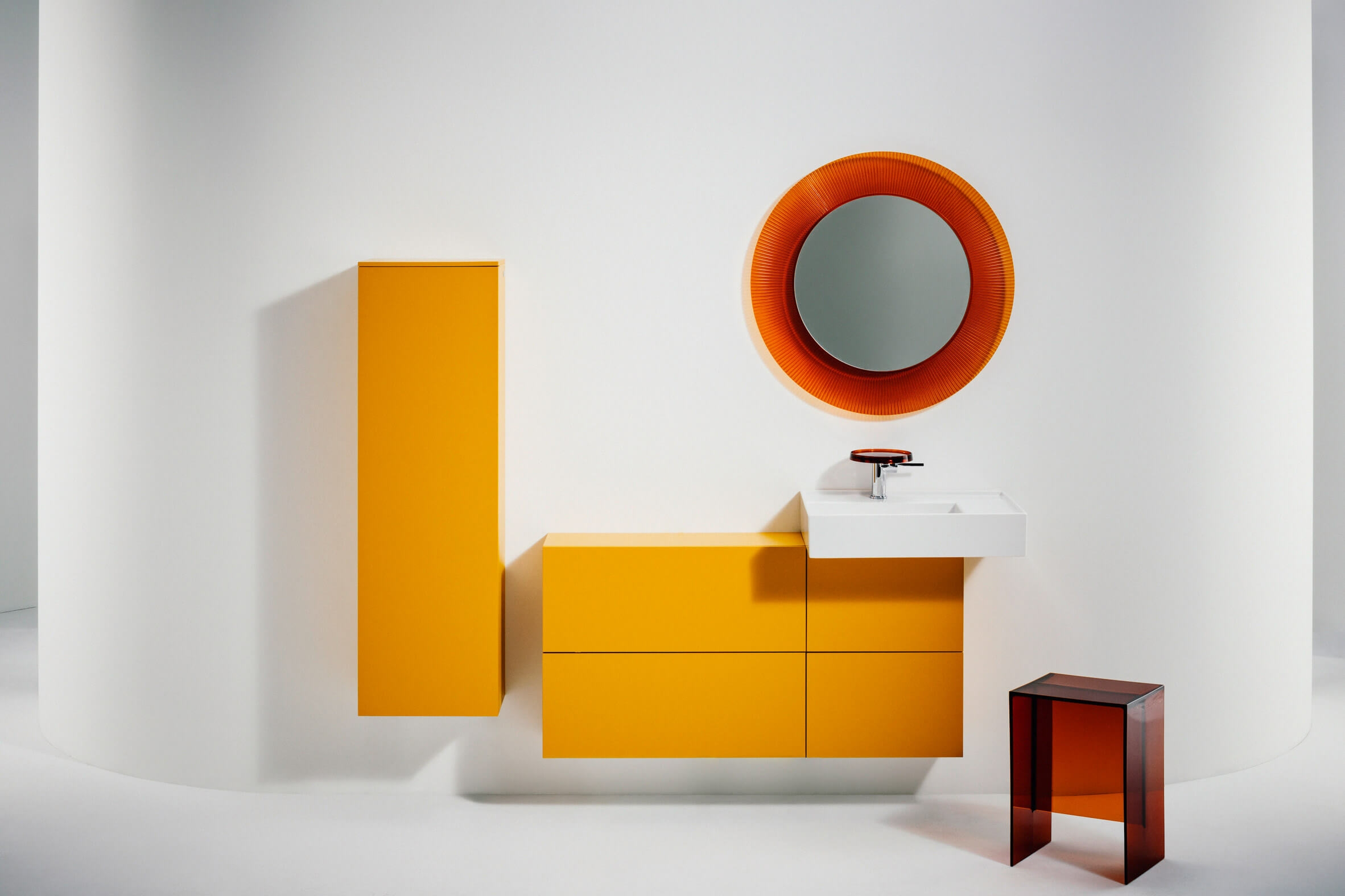 kartell by laufen bathroom products promotion dezeen 2364 col 0 1