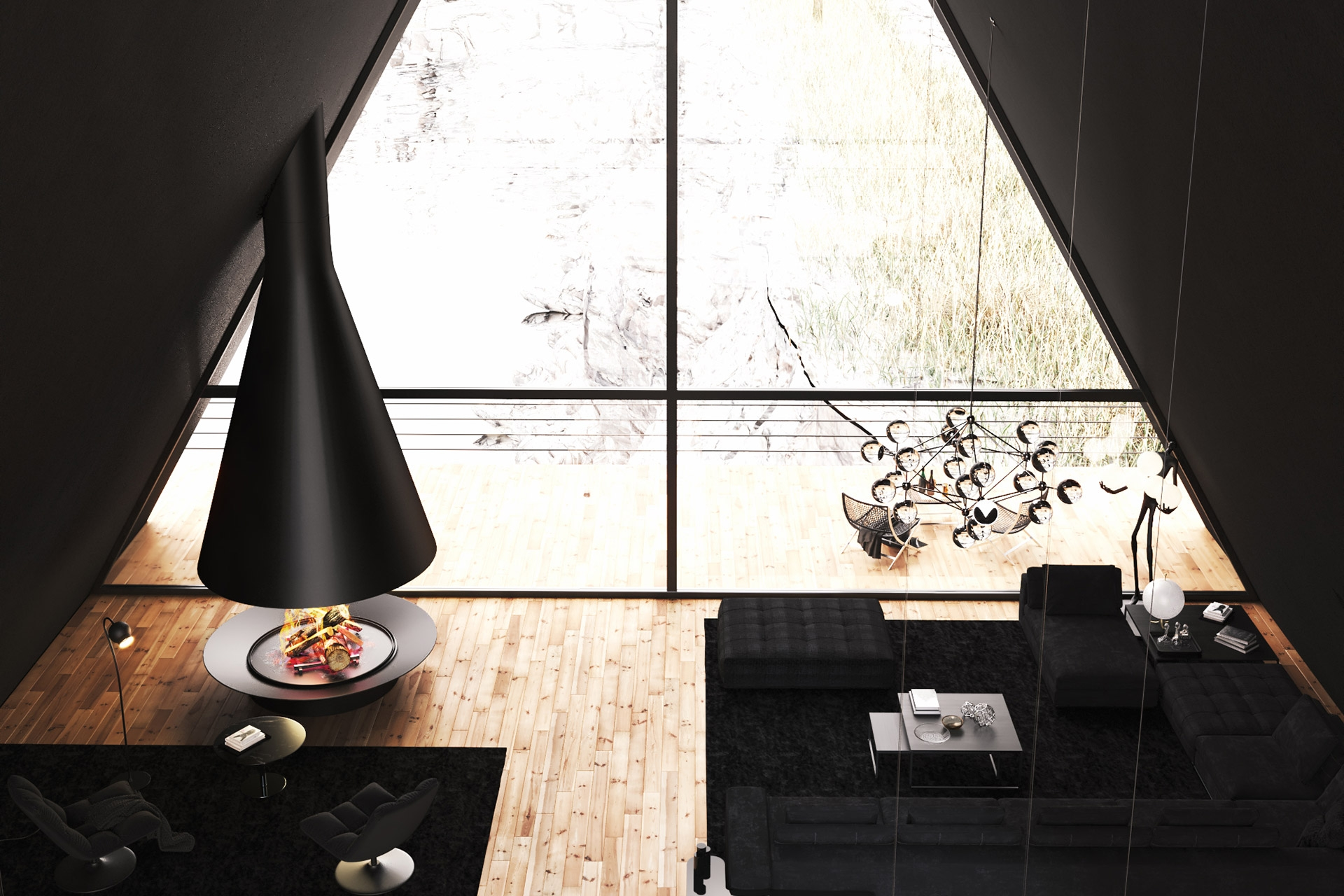 suspended house 4