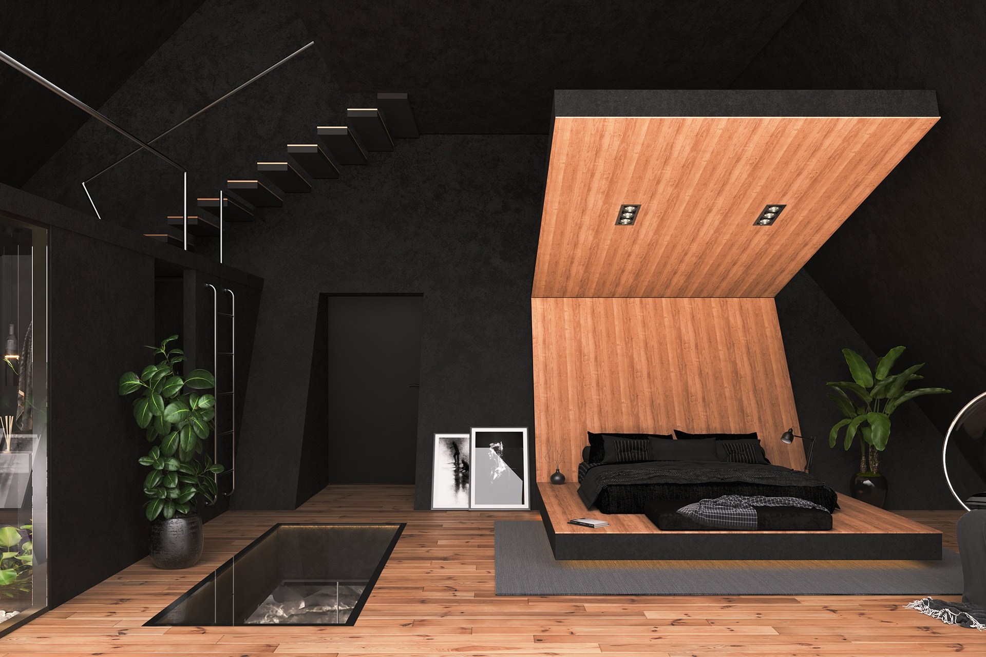 suspended house 5