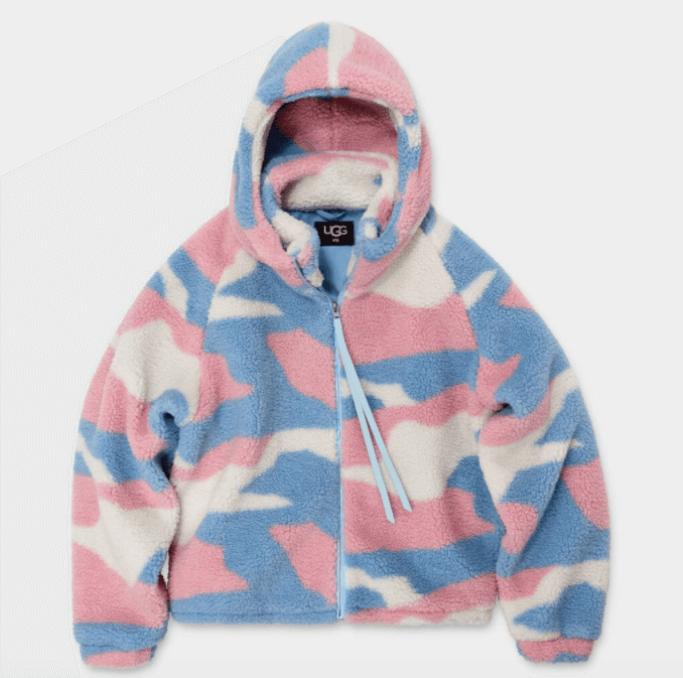 ugg pride sherpa jacket 1