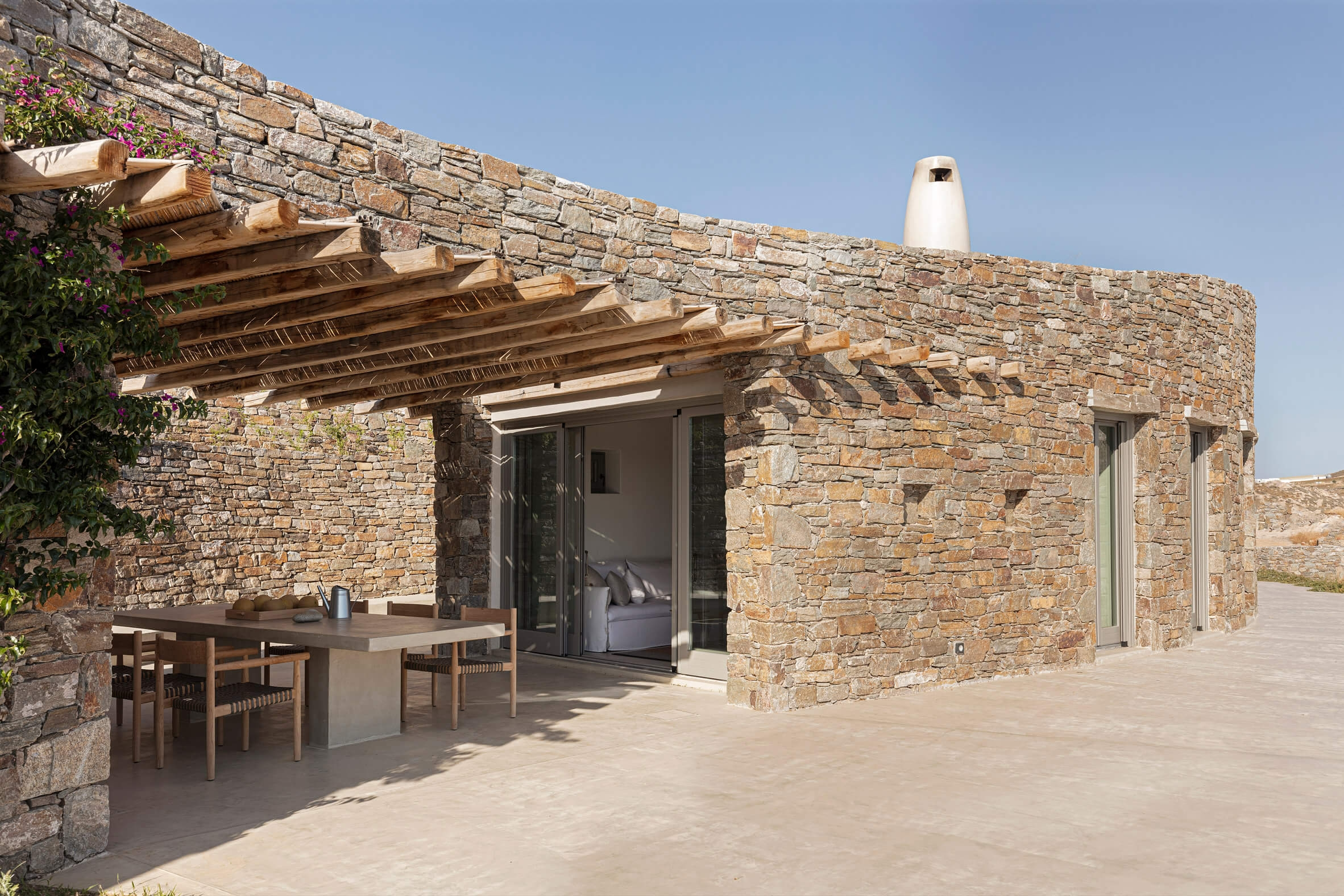 xerolithi house sinas architects dezeen 2364 col 25