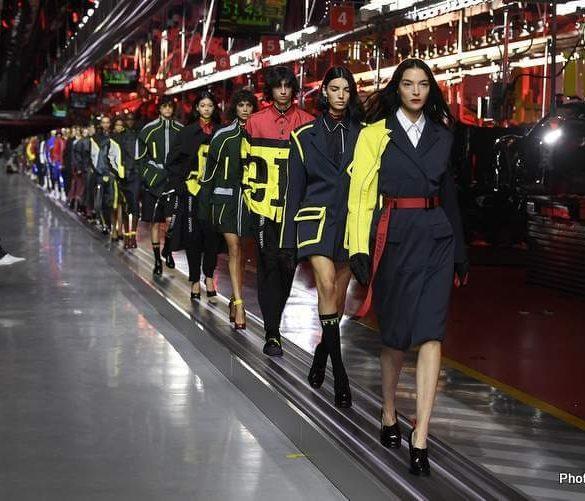 Ferrari fashion show 65