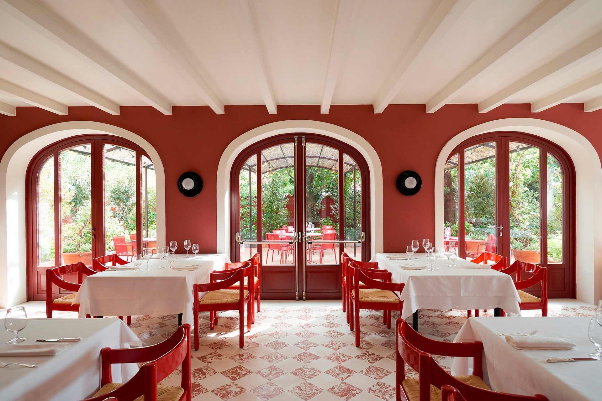 cavallino bottura ferrari massimo restaurant interior ©courtesy of bottura