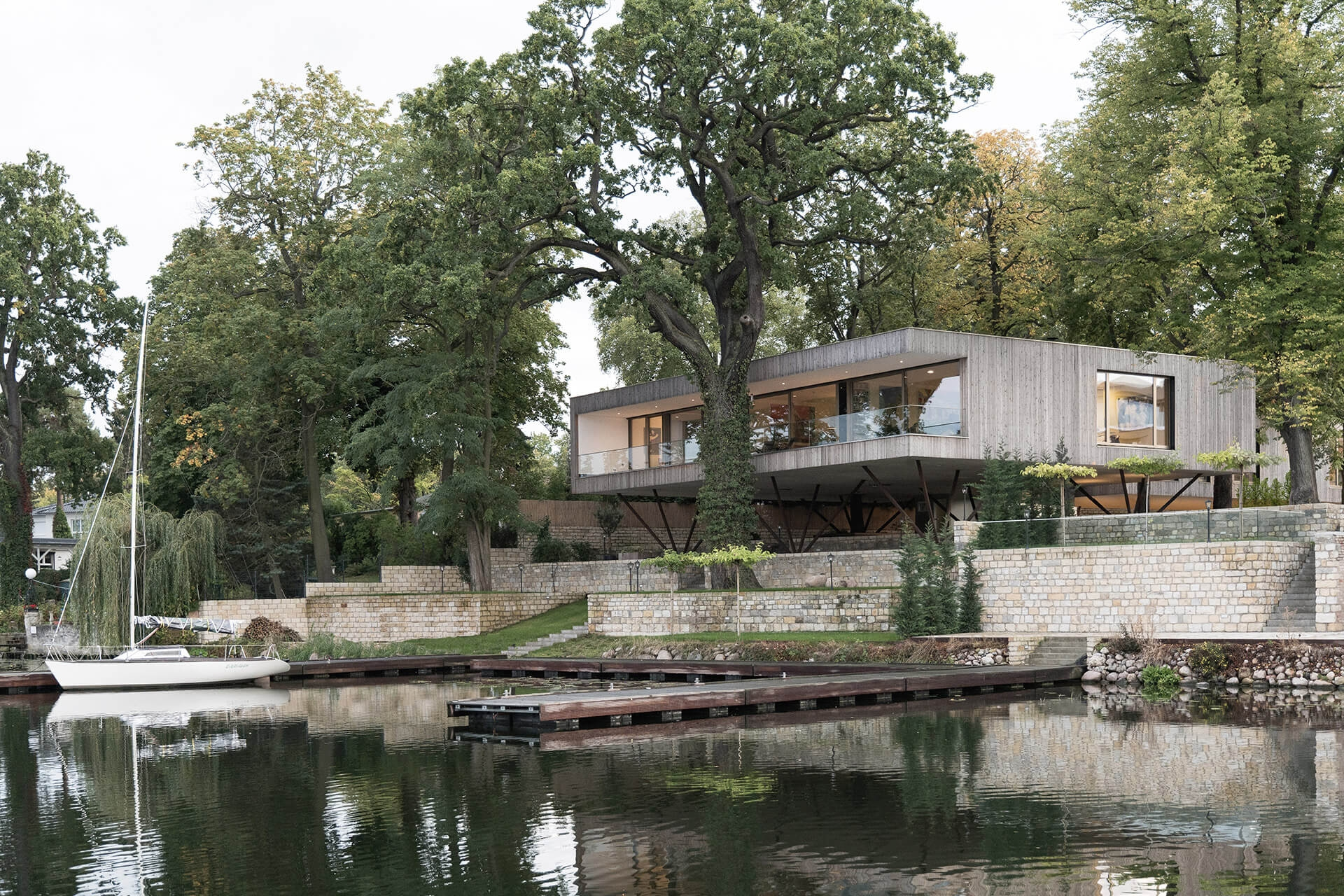 house by the lake 1