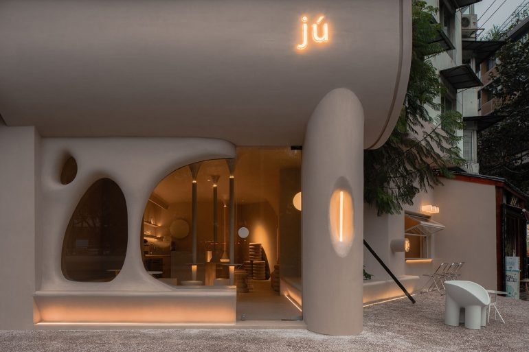 40ju china by one space design