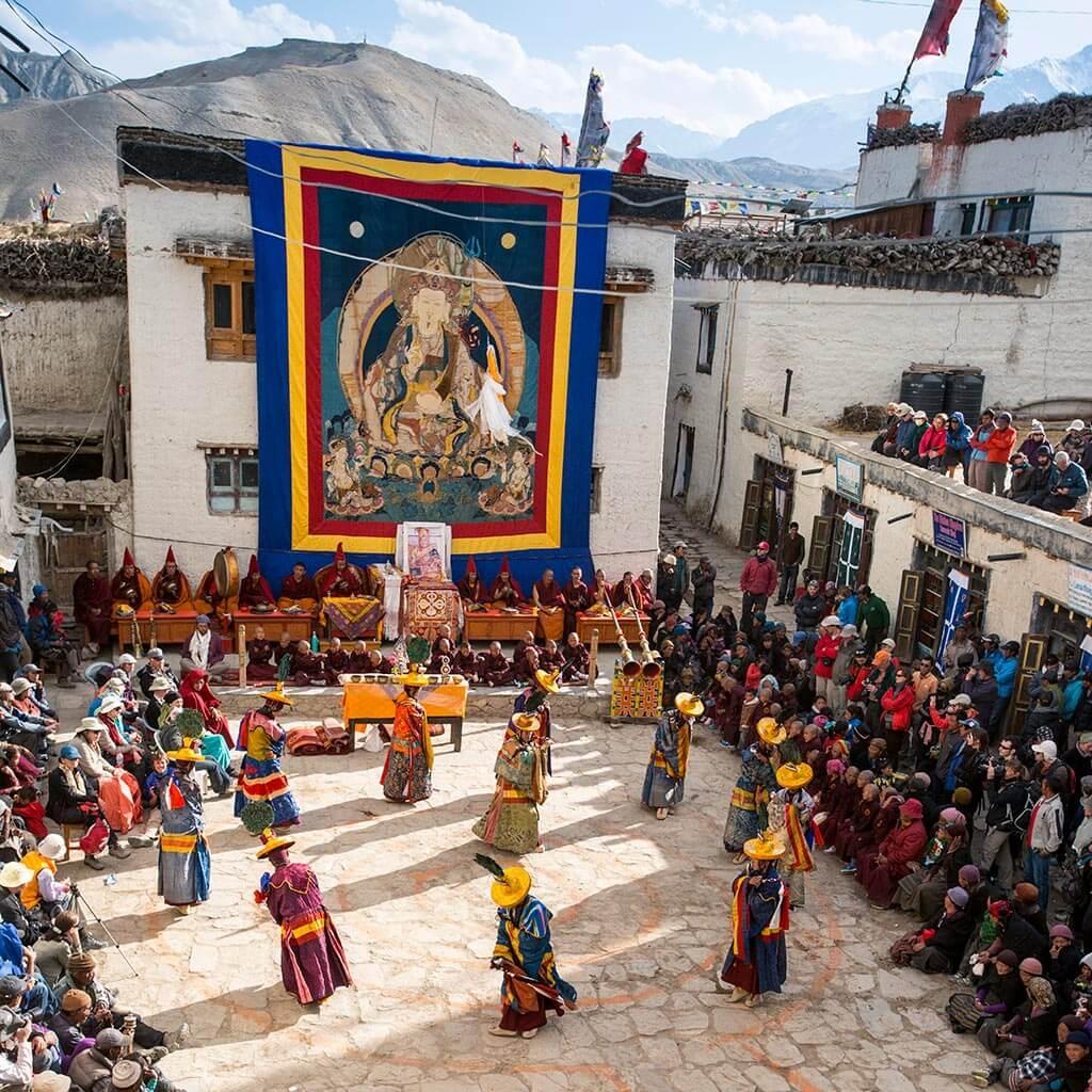 Doug Steakley Nepal TijiFestival
