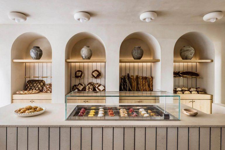 bakery landscape