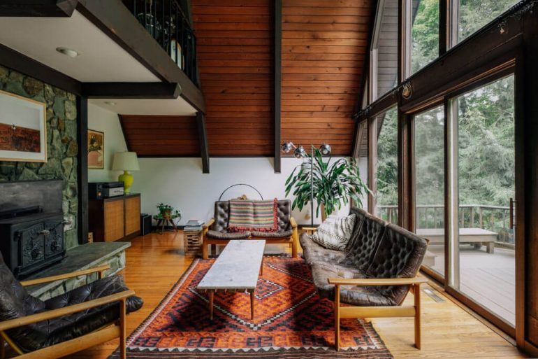 A frame cabin for sale New York Willow Glen Road38 1024x683 1