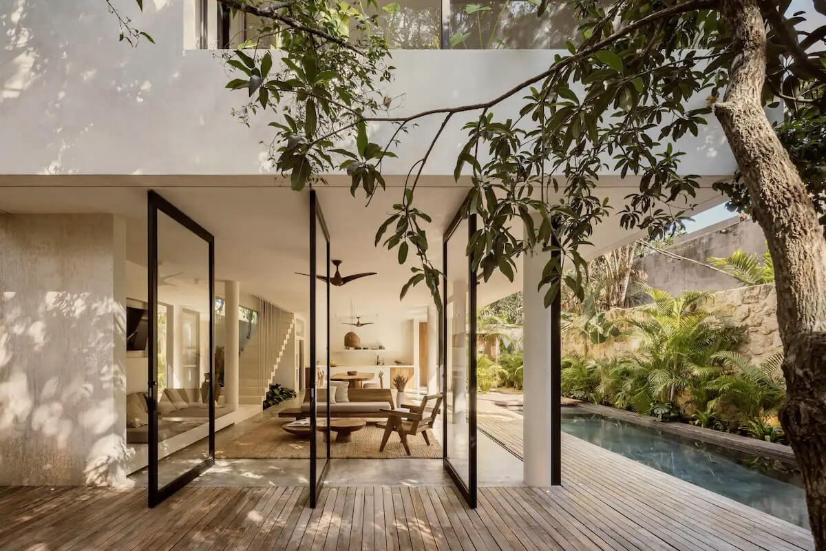 Casa Areca by CoLab in Tulum Mexico Photography by Cesar Bejar 2